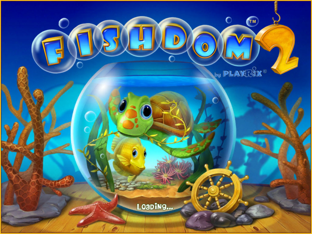 Fishdom 2 HD Hack Download Full Game Unlock
