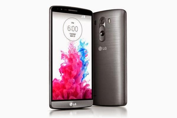 Spesifikasi dan Harga LG G3 Beat