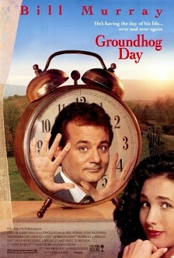 Ngày Chuột Chũi - Groundhog Day (1993) Poster