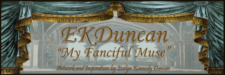 EKDuncan - My Fanciful Muse