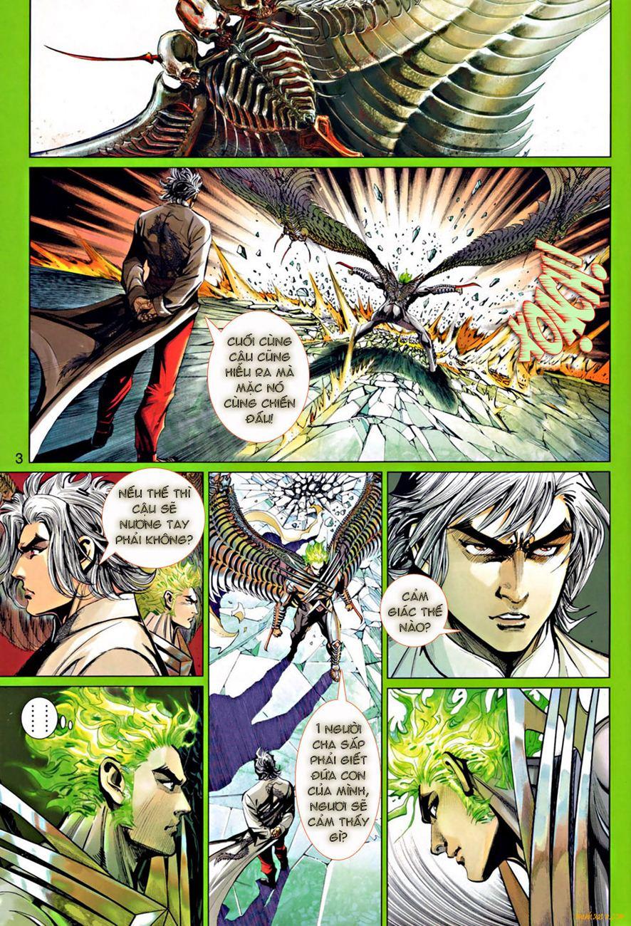 Thần Binh 4 chap 70 - Trang 3