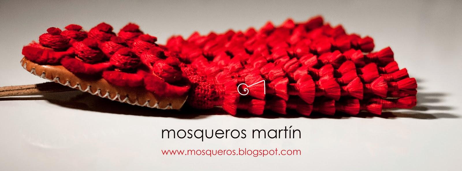 mosquero rojo seda