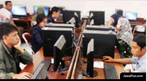 Nilai UKG Online 2015 Dapat Langsung Diketahui Setelah Guru Selesai Mengerjakannya