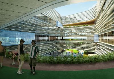 Nova Sede da Samsung no vale do Silicio