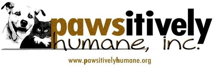 Pawsitively Humane, Inc.