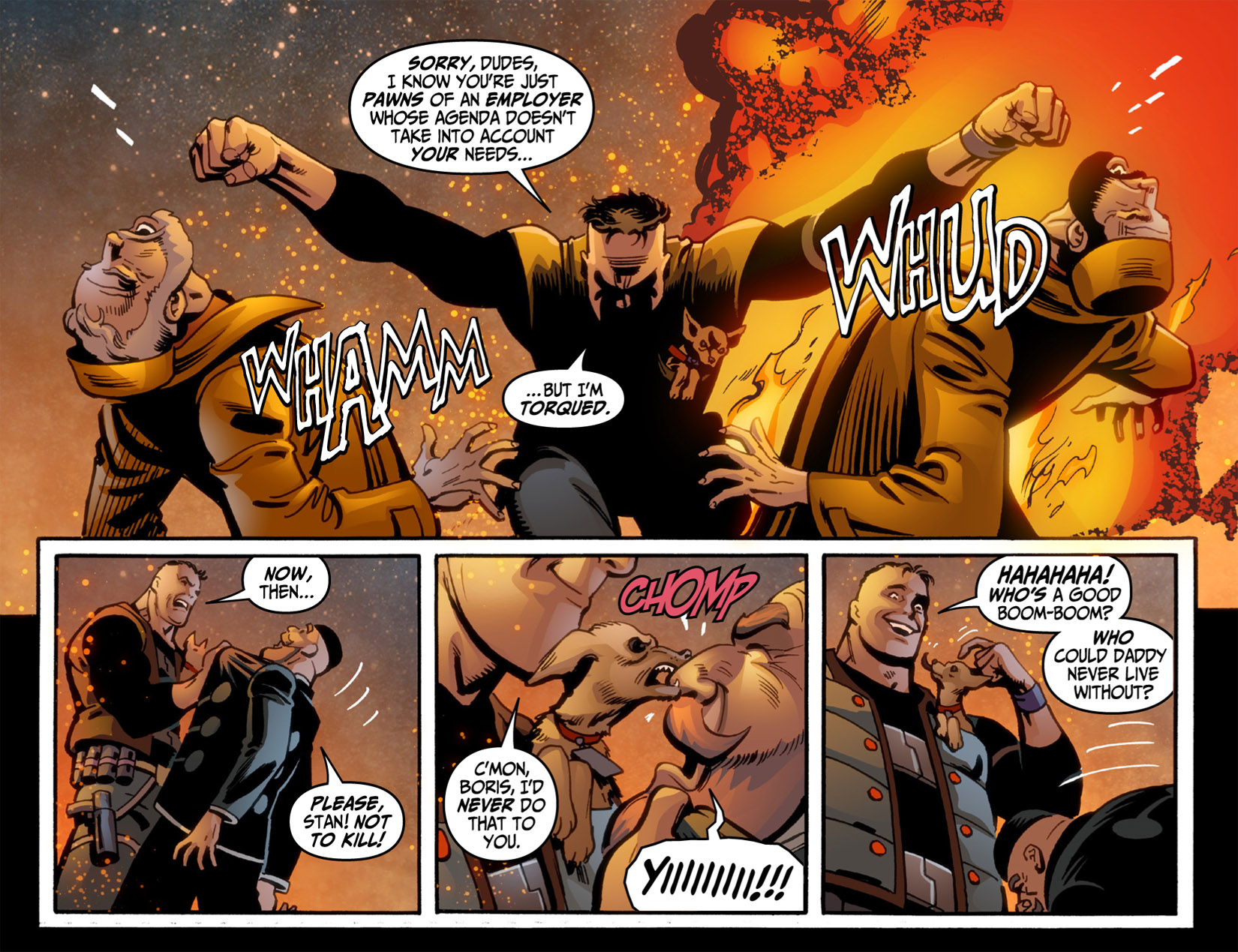 Batman Beyond (2012) Issue #3 #3 - English 10
