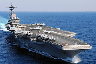 USS George H.W. Bush (CVN-77)