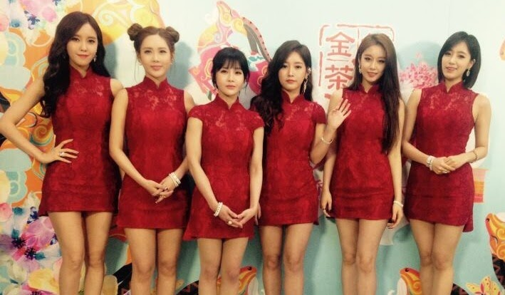 t-ara chinese spring festival
