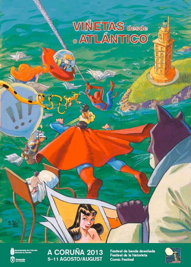 viñetas atlantico bartolome segui
