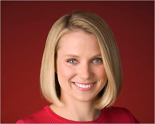 Marissa Mayer, Yahoo, Google, top 50 most powerful women in business, Ada Lovelace, females in IT industry, IT industry