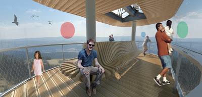 Dřevěná kabina ocelové konstrukce Hýlačky