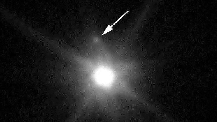 El planeta enano Makemake tiene un satélite
