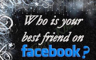 Facebook Best Friend