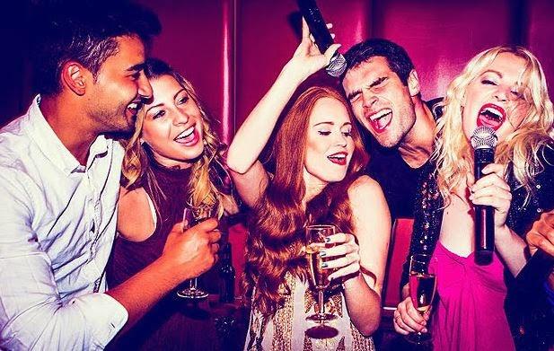 Karaoke Barlar / Klub Karaoke