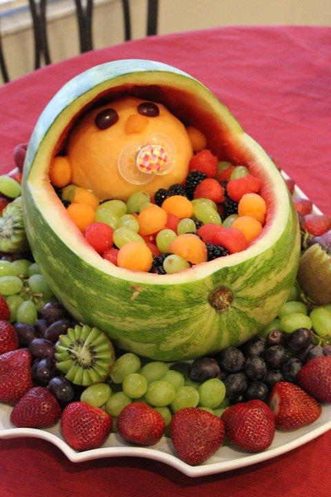recipes for baby showers, check out this adorable creation for a baby ...