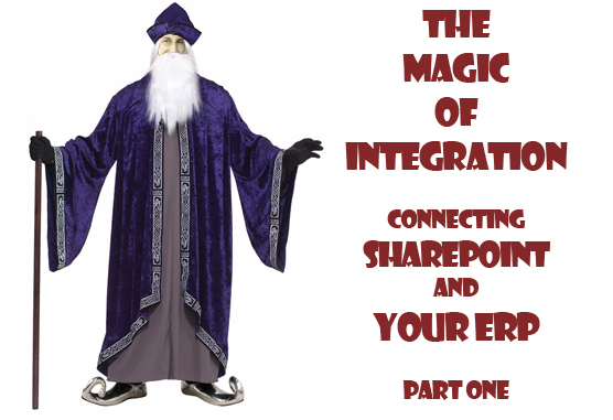 SharePoint ERP Integration Magic iBOLT Integration Platform