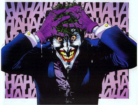 10 Musuh Batman Terhebat Sepanjang Masa: Joker