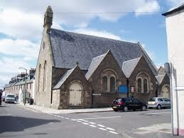 St Jame's Church, Broughty Ferry