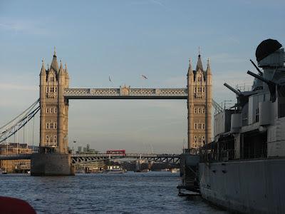 The bridge of London