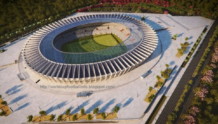 Arena Mineirão,fifa world cup 2014, world cup venues, host cities, world cup soccer games, world cup football, soccer games, football, venues