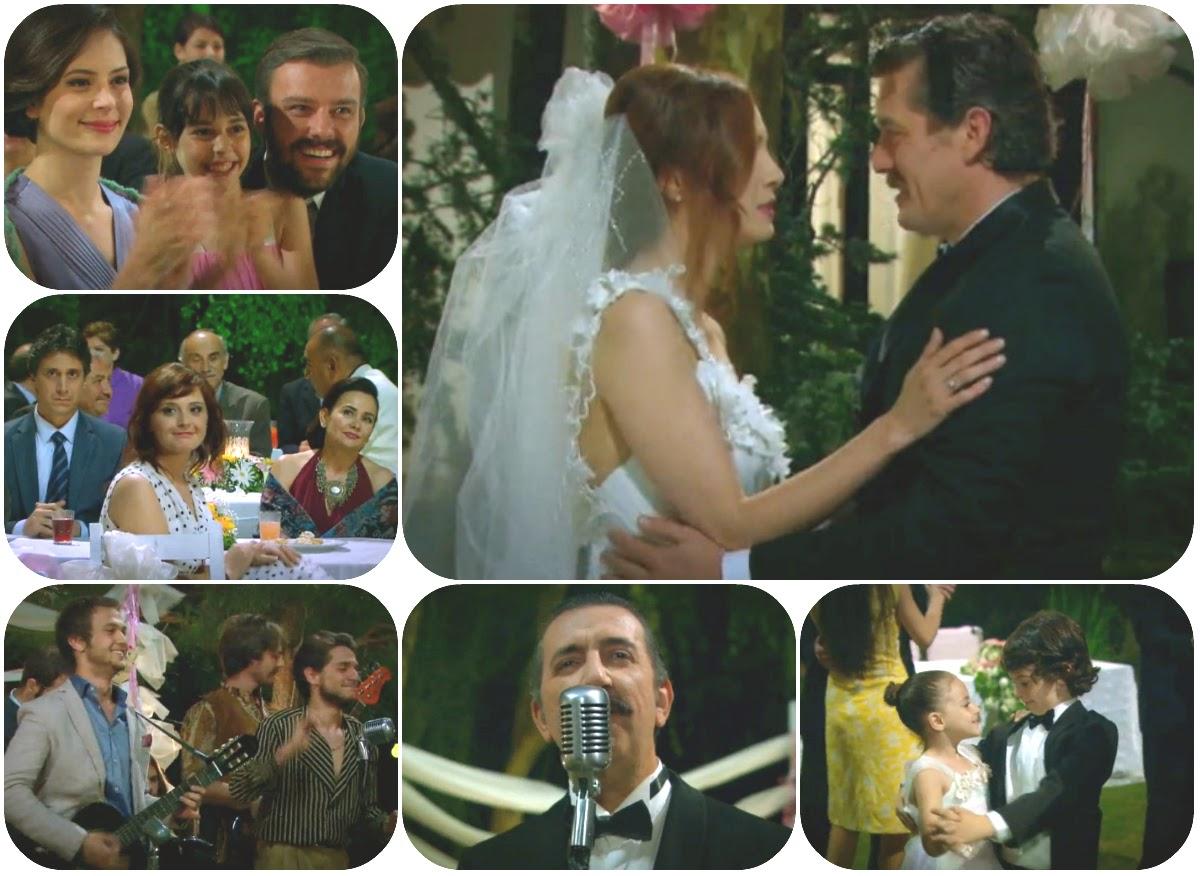 Nunta lui Bahar cu Soner