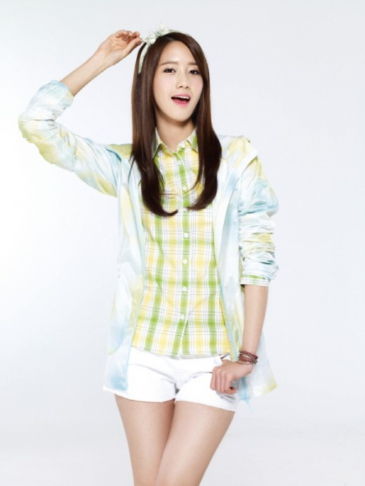 [PICTURE] Adorable Yoona SNSD for EIDER Fashion