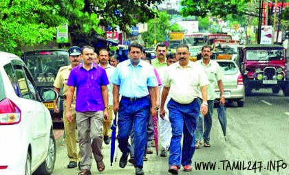 weekly 5kms walking kottayam collector Ajith kumar, save energy