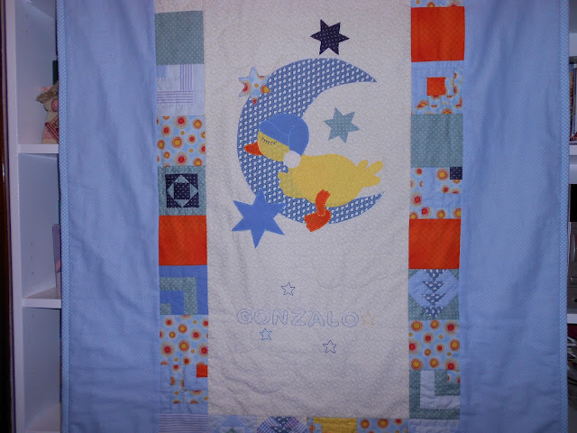Colchas patchwork patrones para beb s imagui - Patrones colchas patchwork ...