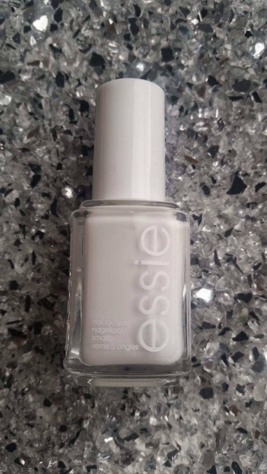 Lack von Essie - 1# blanc