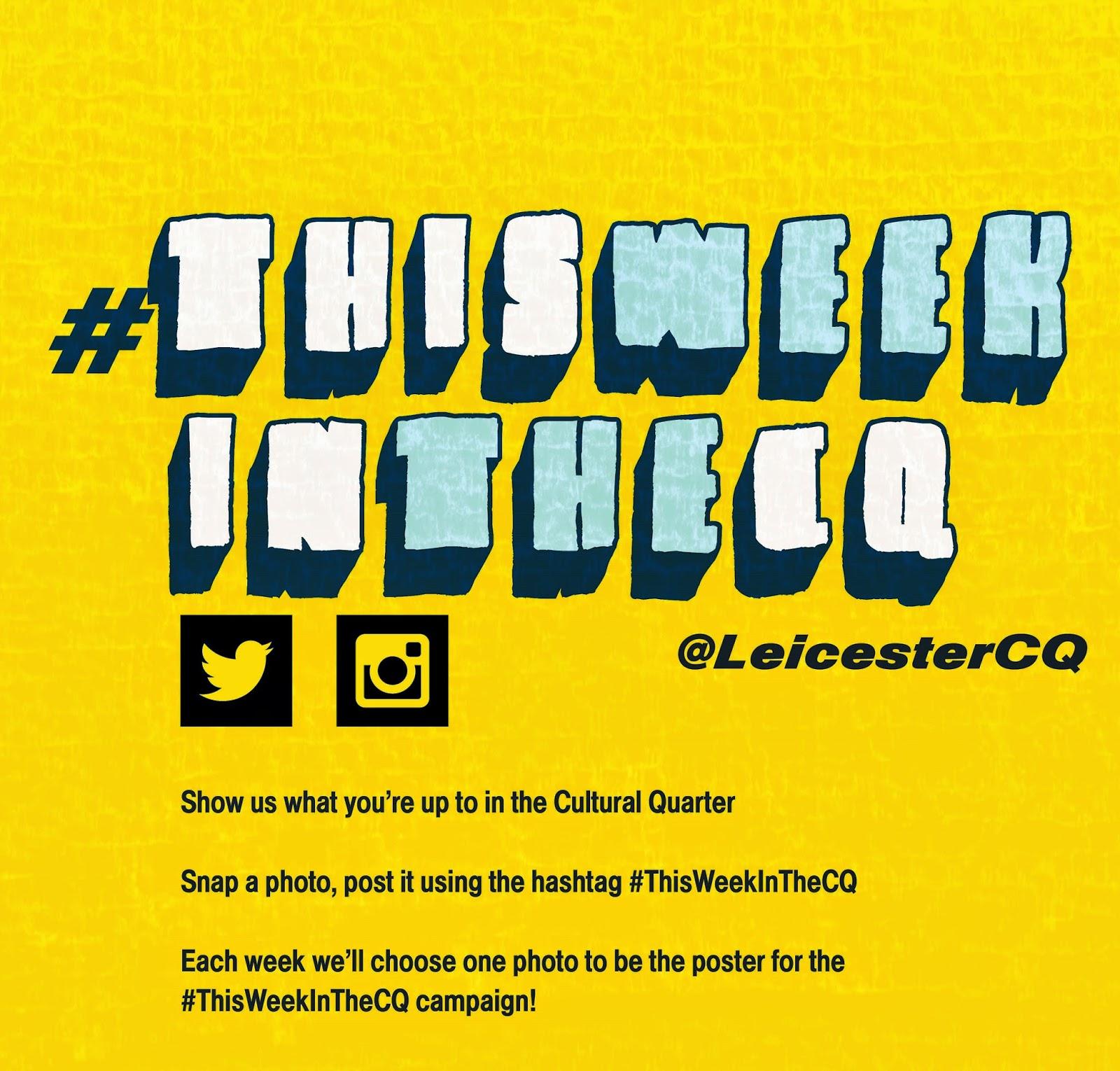 cultural quarter, leicester, social media