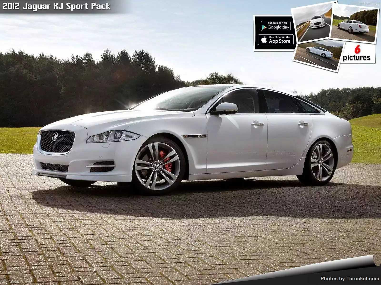 Hình ảnh xe ô tô Jaguar XJ Sport Pack 2012 & nội ngoại thất