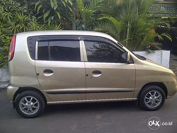 Jual Hyundai Atoz Glx Manual Bekas, Th2002, 59jt | Mobil ...