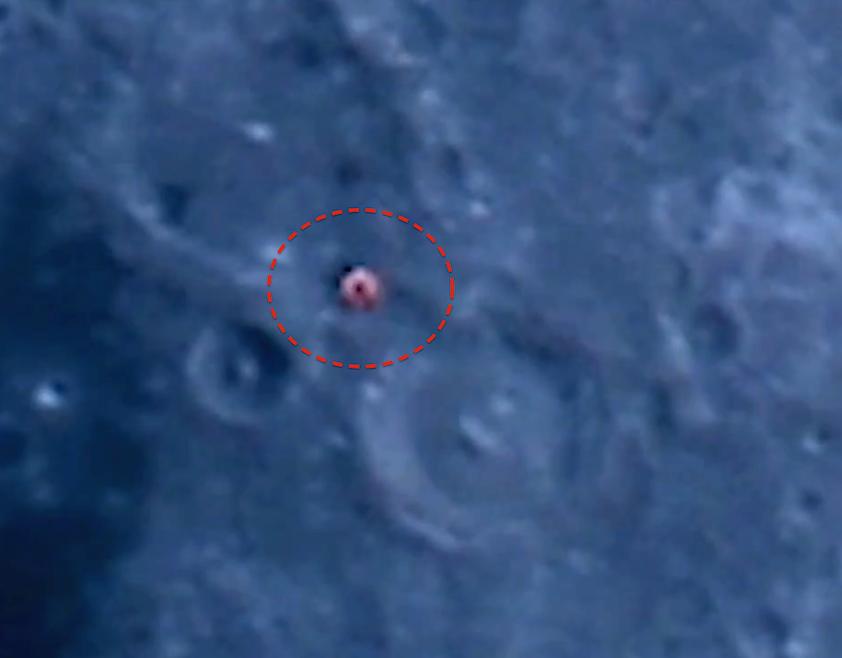UFO kuussa