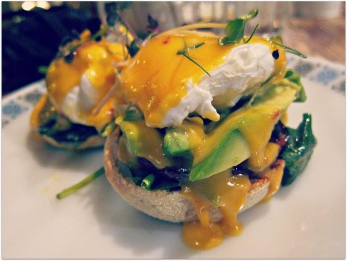Hillhead Bookclub Brunch Review Glasgow