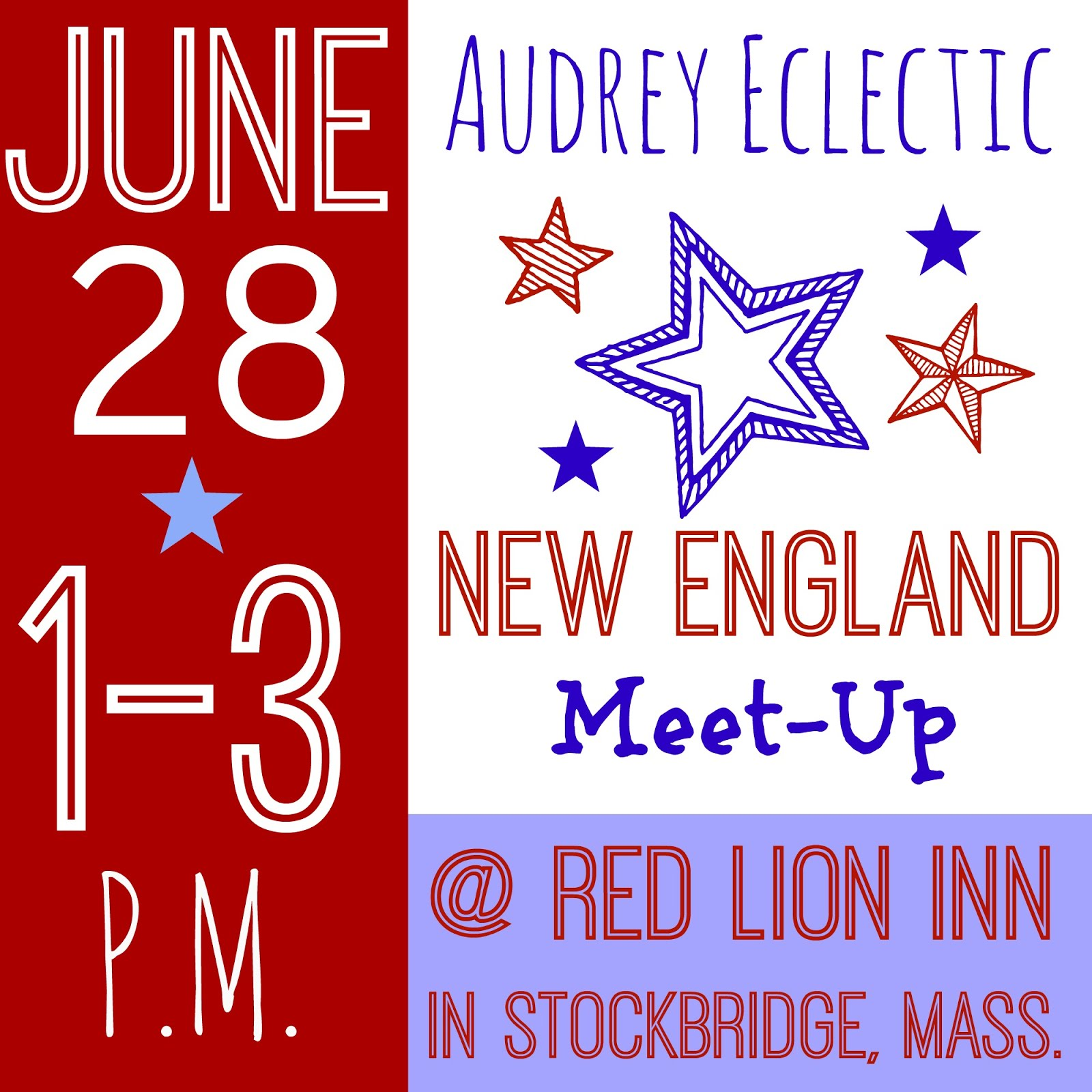 New England Meet-Up