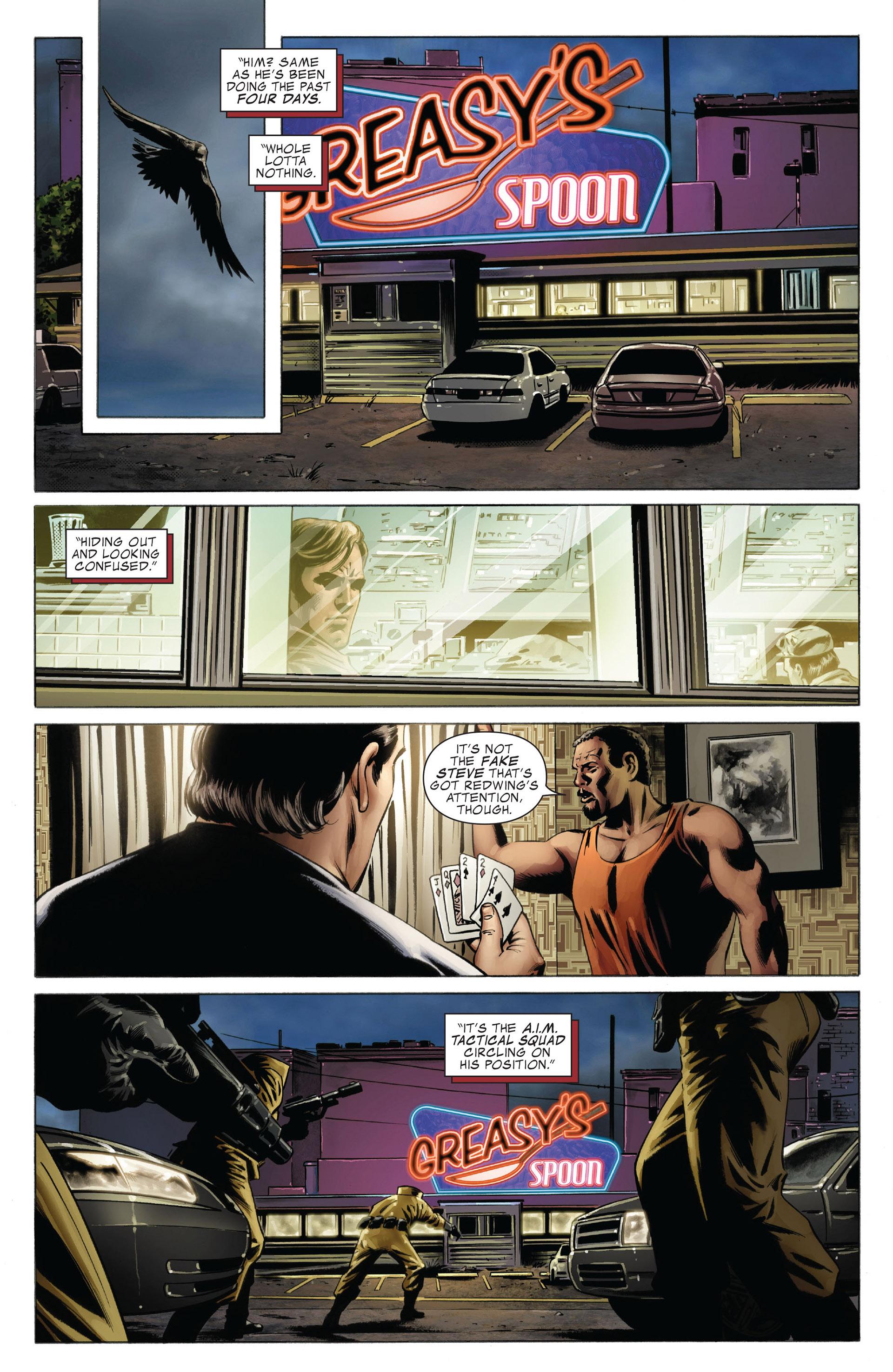 Captain America (2005) Issue #41 #41 - English 4