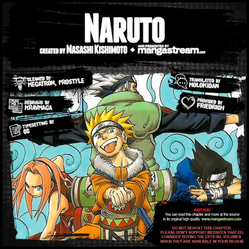 Naruto chap 570 Trang 19 - Mangak.info