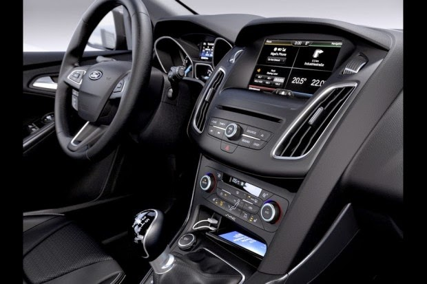 Ford focus 2015 Interior