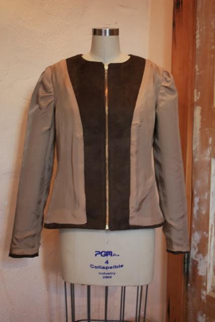 Cordova Jacket Lining Front
