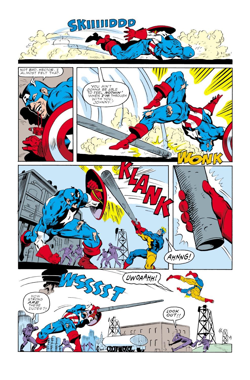 Captain America (1968) Issue #347 #277 - English 18