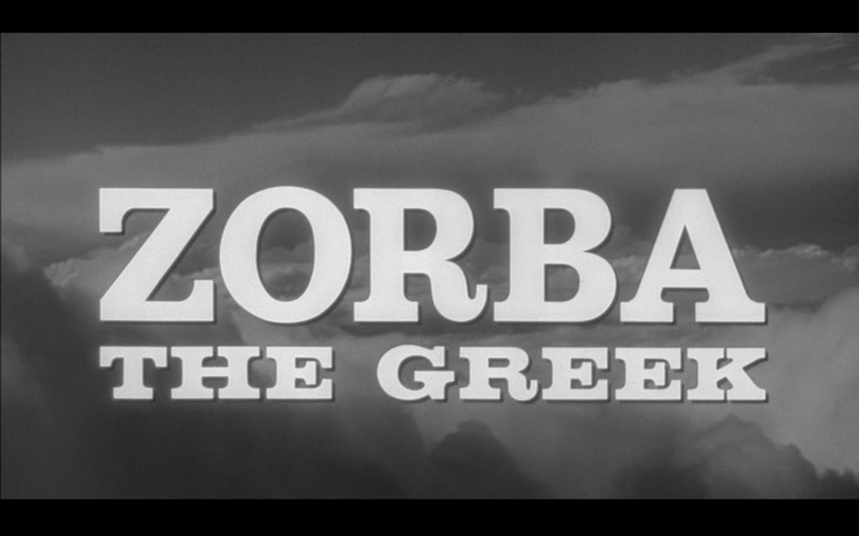 zorba the greek song
