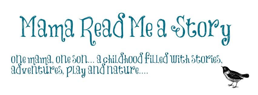 Mama Read Me a Story