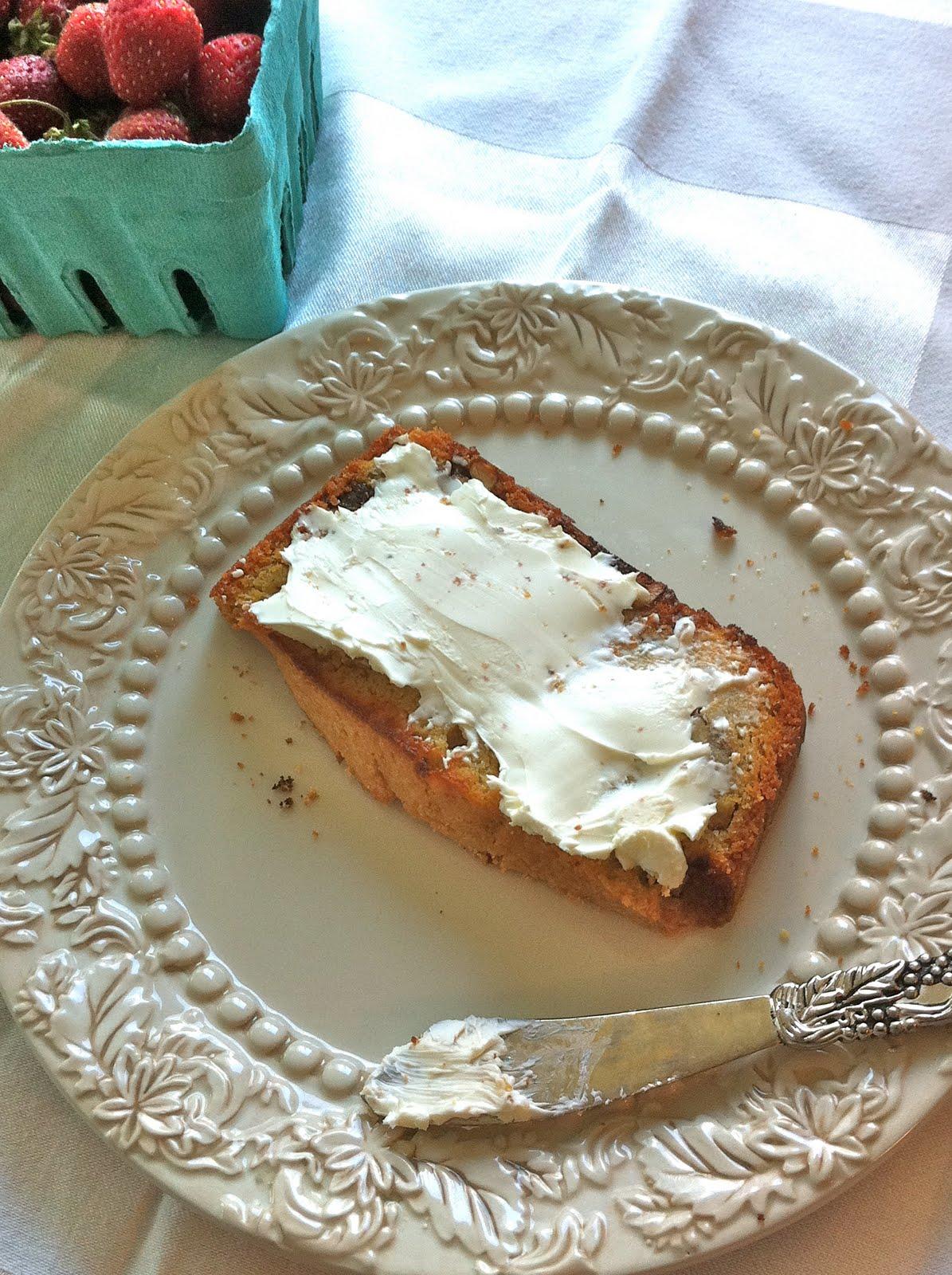 Quinoa And Date Bread
