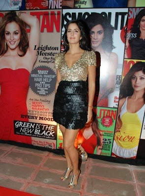 Katrina At Cosmopolitan Awards Pics