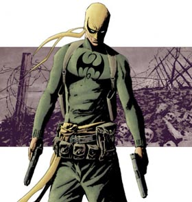 Iron Fist Character Review - Ready for action