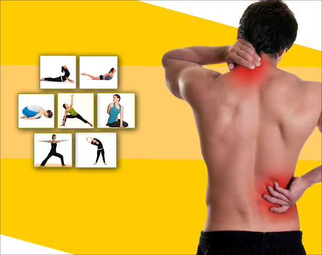 yoga back pain