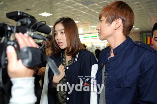 Kang sora and leeteuk hookup in real life