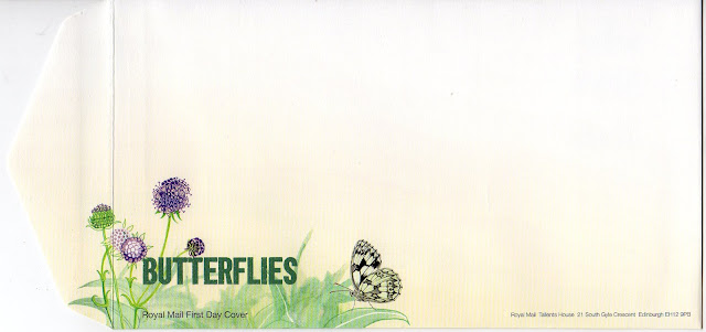 Butterfly FDC.