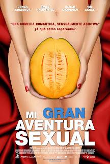 Mi Gran Aventura Sexual Poster