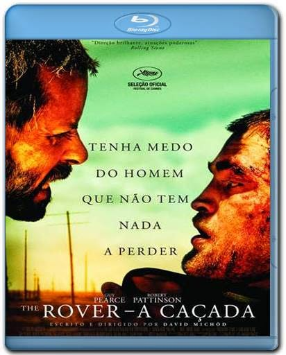 Baixar The Rover A Caçada 720p + 1080p Bluray Rip Dublado 5.1 Torrent
